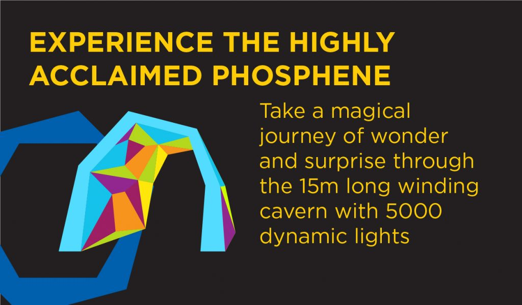 Infographic of Phosphene