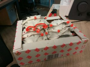 Box of prototype structures