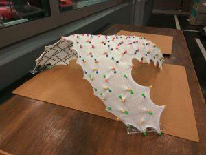 Side view of Medium-Large Prototype